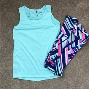 Champion Breathable Tank in Large, EUC